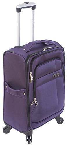 air-canada-20-travel-carry-on-luggage-with-spinner-wheels-purple