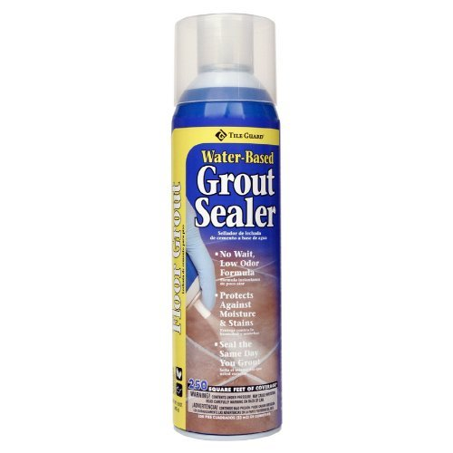 Homax Tile Guard Water Based Grout Sealer For Ceramic And