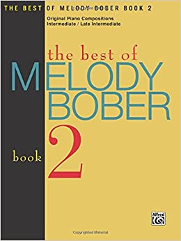 Book The Best of Melody Bober, Bk 2: Original Piano Compositions