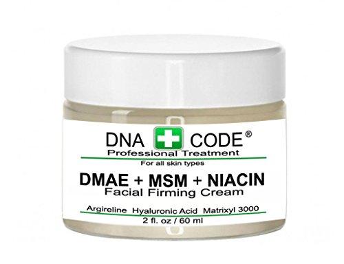 ANTI-AGING- MAGIC DMAE+MSM+NIACIN Firming Cream
