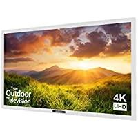 SunBriteTV Outdoor 43-Inch Signature 4K Ultra HD LED TV - SB-S-43-4K-WH