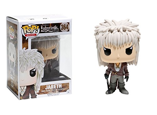 Funko POP Movies: Labyrinth - Jareth Action Figure from Funko