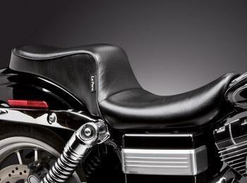07-14 HARLEY FXDB3: Le Pera Cherokee Seat (Standard) (Black)