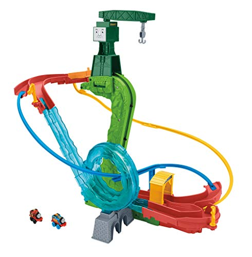 Fisher-Price Thomas & Friends MINIS, Motorized Raceway ()