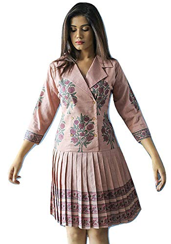 Digital Dress Room Western Dresses for Womens Dress for Women Western  Beautiful Traditional Indo-Western Indian Dresses Women Readymade Pink Dress   ... 2eda8d6bb