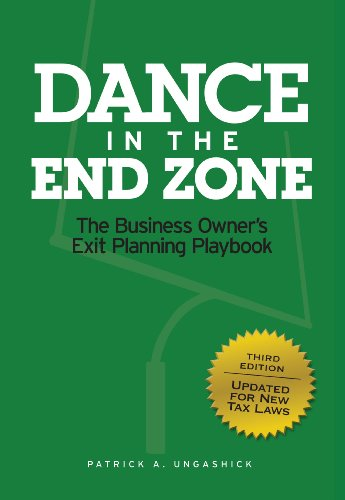 Amazon dance in the end zone the business owners exit dance in the end zone the business owners exit planning playbook by ungashick fandeluxe Images