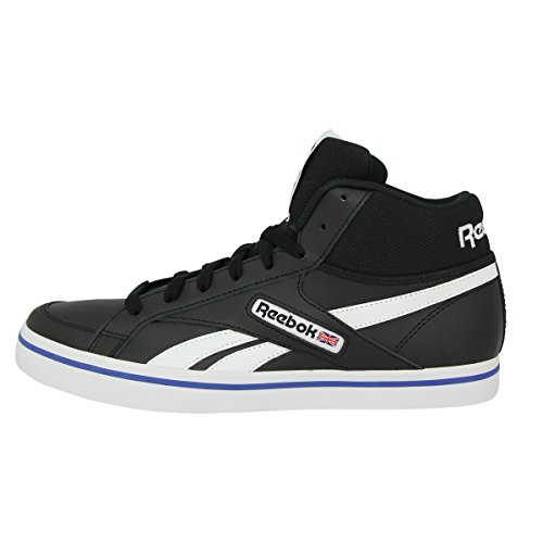 Reebok LC COURT VULC MID Chaussures Mode Sneakers Homme Noir