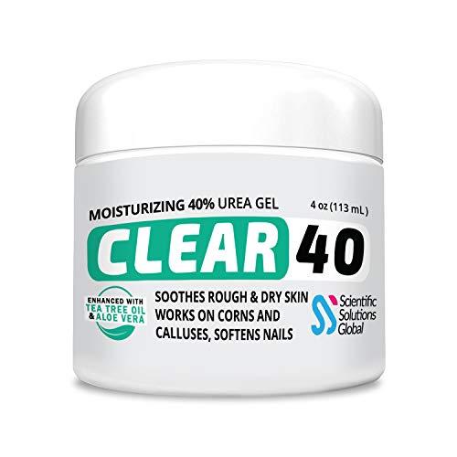 CLEAR 40 40% Urea