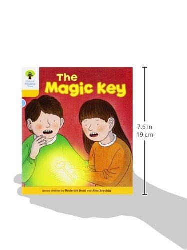 Magic Key: Roderick Hunt, Alex Brychta: 8601405138088: Books ...