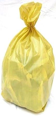Bolsas de limpieza urbana, amarillas, 90 x 120 cm, 1 kg ...