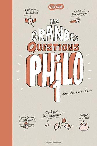 Pense pas bête T.1 - Les grandes questions philo des 7/11 ans: Nouvelle édition de Pense pas bête