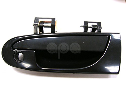 OE Replacement Mitsubishi Eclipse Front Driver Side Door Handle Outer (Partslink Number MI1310110)