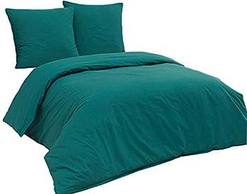 Saleandmore 3 Tlg Renforce Baumwolle Bettwasche Bettgarnitur
