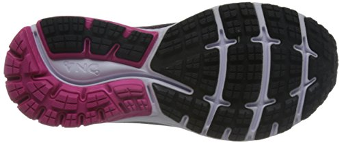 4 Running Black Women's Coral Shoe Peacock Pink Living Launch Brooks wUq67qZ