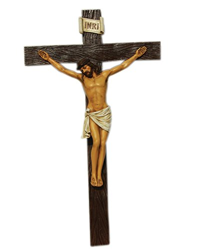 Jesus Crucifix Christ (LARGE 30