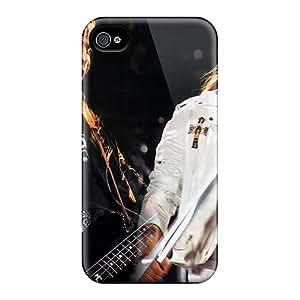 ColtonMorrill Iphone 4/4s Best Hard Phone Covers Unique Design Fashion Guns N Roses Skin [lzO848WAjW]