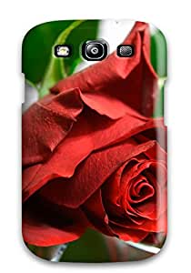 Hot New Flower Case Cover For Galaxy S3 With Perfect Design