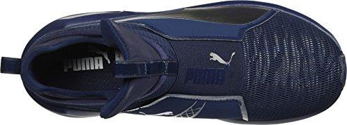 PUMA Women's Fierce Oceanaire Wn Sneaker, Peacoat-Peacoat, 11 M US by PUMA (Image #1)