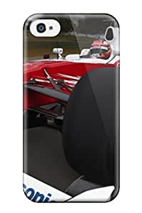 [IPcDYsH3113foVUF]premium Phone Case For Iphone 4/4s/ Toyota F1 Car Tpu Case Cover