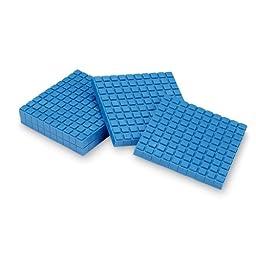 ETA hand2mind Interlox Base Ten Blocks, 644 piece Class Set