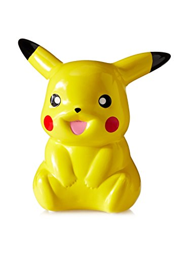 Fab Star Kid's Pikachu Bank, Yellow