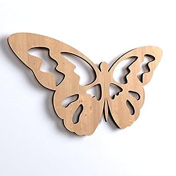 10x Vogel Blank Form Holz Vogel Basteln Malen Dekoration Wohnen