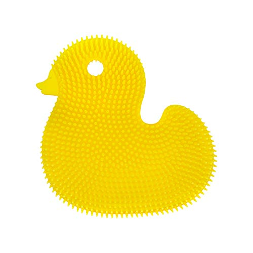 Top 1 recommendation body scrubber rubber ducky 2020