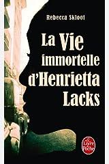 La Vie Immortelle D Henrietta Lacks (French Edition) Pocket Book