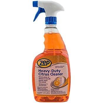 Amazon Com Zep Big Orange Heavy Duty Cleaner Citrus