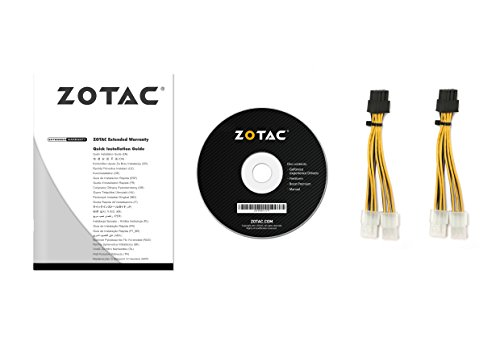 ZOTAC NVIDIA GeForce GTX 1080 Ti Mini 11GB GDDR5X DVI/HDMI/3DisplayPort PCI-Express Video Card by ZOTAC (Image #7)