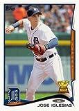 2014 Topps #653 Jose Iglesias - Detroit Tigers (Baseball Cards)