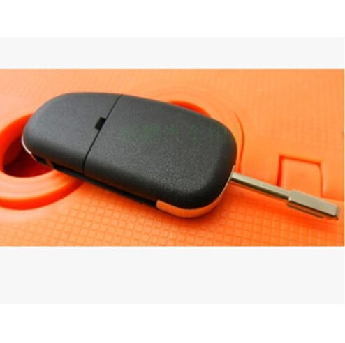 ARANA (NO chip/remote) Uncut Flip Switch Remote Smart Fob Key Head Case for For 2002 2003 2004 2005 2006 2007 2008 Jaguar S-type X-Type XJ8