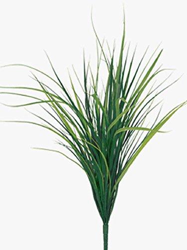 TWO 36'' Long Grass Bush Artificial Silk Plants 040 by Black Decor Home