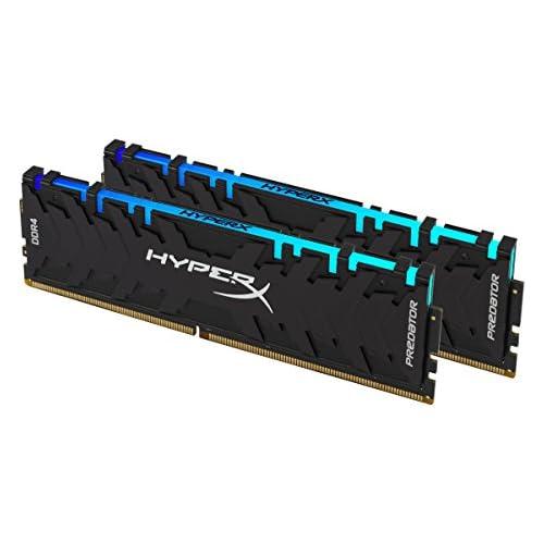 chollos oferta descuentos barato HyperX Predator HX429C15PB3AK2 16 Memoria 2933MHz DDR4 CL15 DIMM XMP 16GB Kit 2x8GB RGB