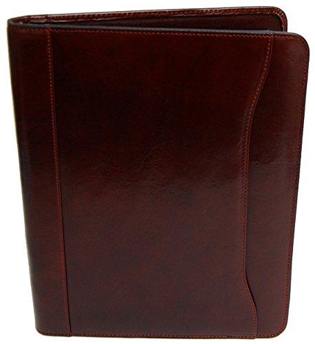UPC 782301973961, Vantaggio Collection Italian Leather Pad Folio