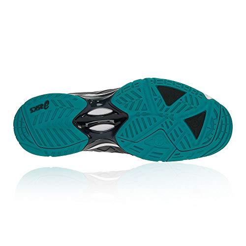 Para Tenis Hombre Asics Zapatillas solution De Negro Gel 3 Speed U0gpw