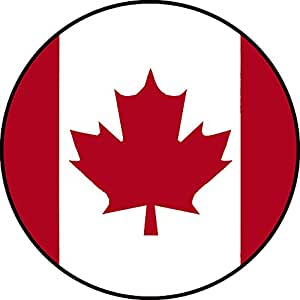 Amazon Com Tire Cover Central Canadian Flag Spare Tire