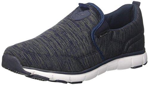 Slip Mega Grau in Marine Lico on Sneaker Herren Blau xRTaEwqA5