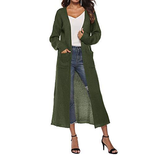 Dinette Set Pastel - BETTERUU Women Autumn Long Sleeve Open Cape Casual Coat Blouse Kimono Jacket Cardigan