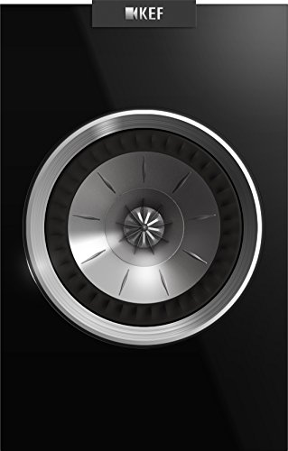 Kef r100gb series passive 2 way bookshelf speaker each for True frequency jewelry reviews