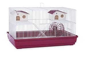 8. Prevue Hendryx Deluxe Gerbil Cage