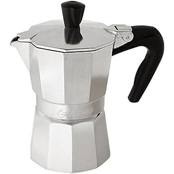 Amazon.com: Bialetti 5093 Aeterna Espresso Maker, Silver ...