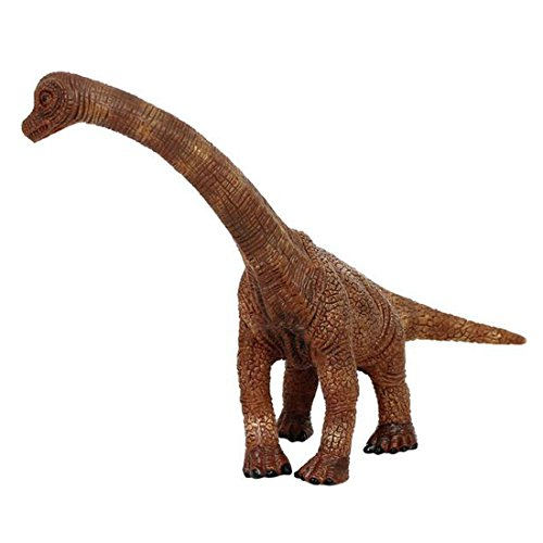 Jurassic World Park Brachiosaurus Plastic Dinosaur Toys Model Action Figures (Animal Planet Raptor Dog Costume)