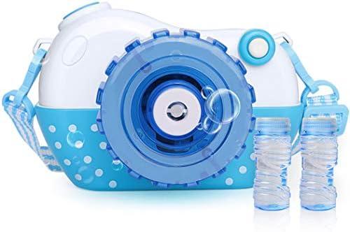 Coxeer バブルメーカーマジック自動バブルゲームスティック子供のためのゲームバブルおもちゃ