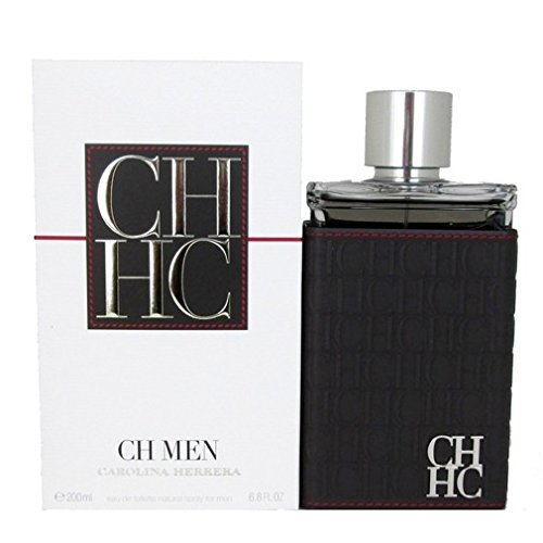 CH by Carolina Herrera for Men - 6.8 oz EDT Spray