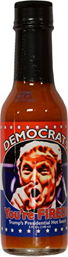 (Democrats, You're FIRED! Presidential Hot Sauce)