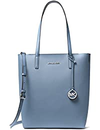 Women's Hayley Large Logo North South Tote Bag