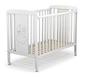 Cuna para bebé, modelo cielo. De regalo el colchón