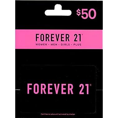 Forever 21 Gift Card $50