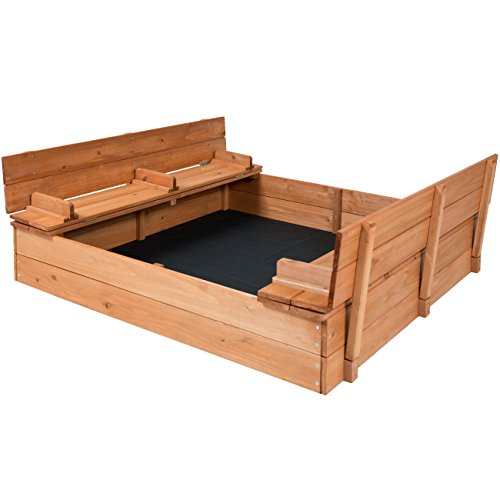 Best Choice Products 47x47inch Sandbox